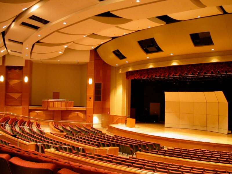 Auditorium Lighting